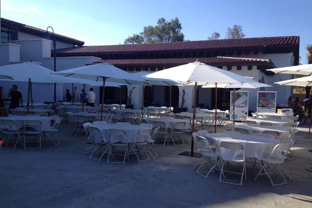 Party rentals event rentals wedding rentals riverside for Table rentals